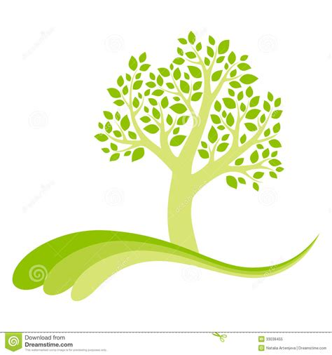 Twig Decor Vector Tree Royalty Free Stock Photo Image 33038455