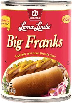 vegan tattoo eating hot dog worthington loma linda big franks vegan hot dogs