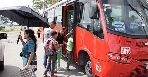 subsidio de trasporte para estudiantes 2016 s 237 habr 225 subsidio de transporte para estudiantes de la