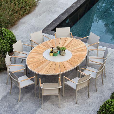 Garden Dining Table Royal Botania Luxury Garden Furniture Modern Garden Furniture