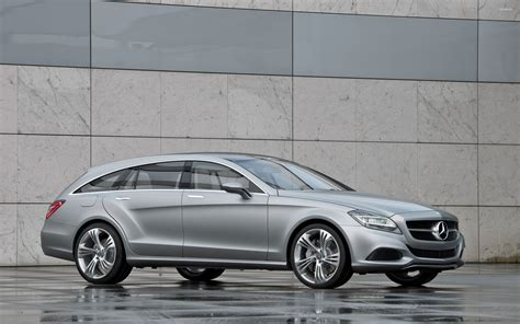 silver mercedes silver mercedes cls side view wallpaper car