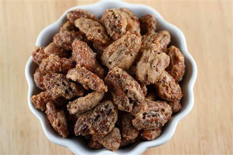 Sugar Nut candied pecans recipe dishmaps