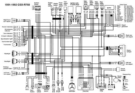2008 suzuki gsxr600 wiring diagram gsxr free