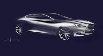 Infinity Q90 Infiniti Q90 Flagship Sedan Sketch Leaked 187 Autoguide News