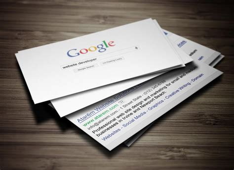 search business card template business card design ready to print