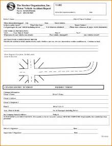 Motor Vehicle Accident Report Template Car Accident Police Report Example Example Police Report