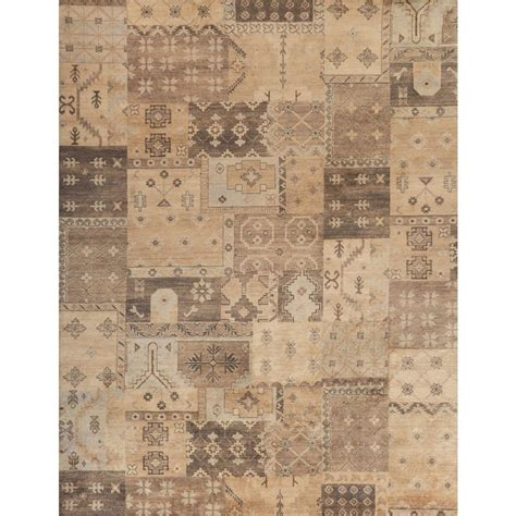 home depot rugs 10x13 home decorators collection barrett patchwork ivory 10 ft x 13 ft indoor area rug mt6188 10x13
