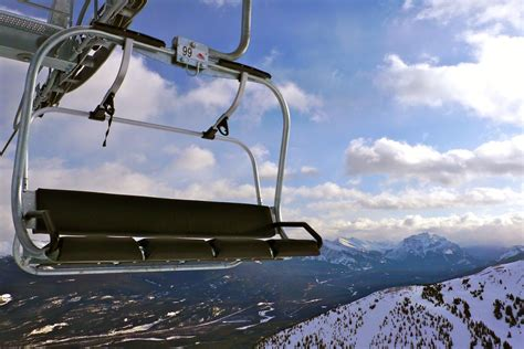 Chair Lifter by Summer Construction Of 2 New Ski Lifts In Swing Ski