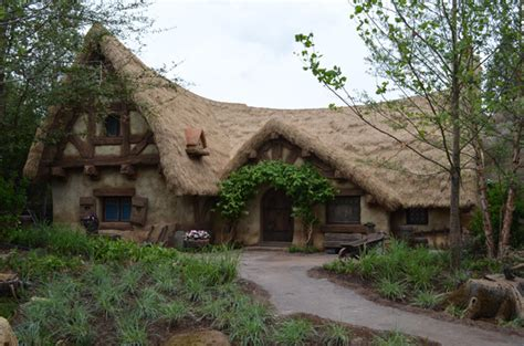 Dwarfs Cottage by Ride Review Seven Dwarfs Mine At Walt Disney World