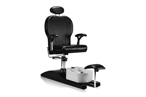 Plumb Free Pedicure Chair by Pedicure Chair With Free Deluxe Foot Spa No Plumb Spas