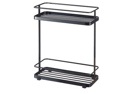 black towel racks bathroom tower bath rack black towel racks from one kings lane