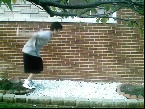 parkour at home