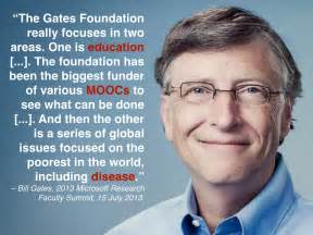 bill gates quotes about education quotesgram