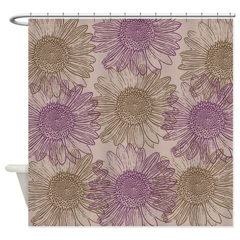 purple and gold bathroom purple and gold sunflowers shower curtain by be inspired