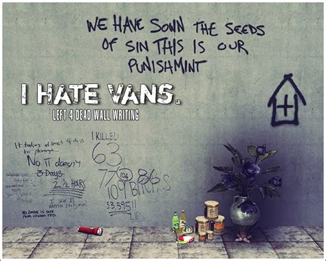 wall writing my sims 3 blog left 4 dead wall writing by gelydh