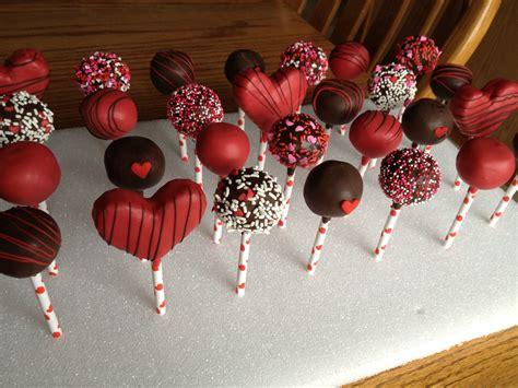 cake pops valentines day mini cake pops valentine s day s craftin cookin