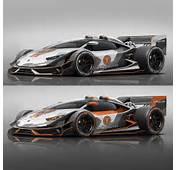Widebody Huracan F1 Car Prank By Jon Olsson Looks Delicious