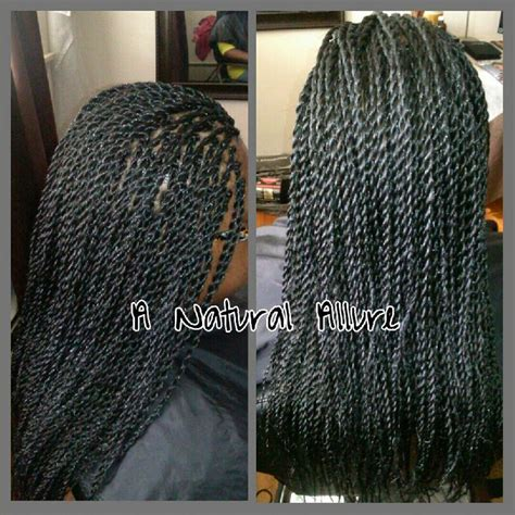 how many packs of xpression hair for small box braids 11 best a natural allure senegalese twists images on