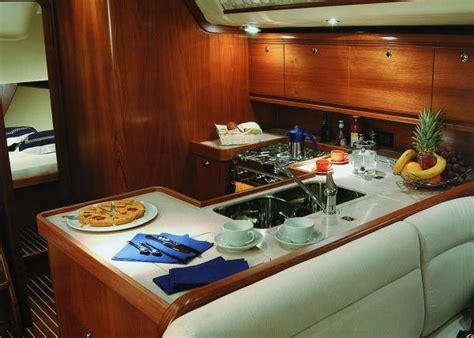 cocina barco cocinar en un barco