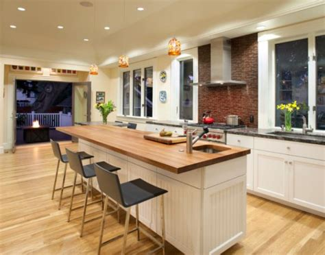 kitchen with an island design 15 modern kitchen island designs we