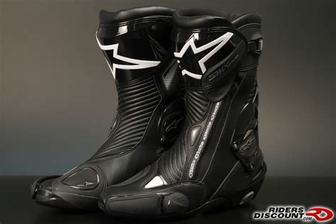 motorbike boots for short riders alpinestars smx plus motorcycle boots new for 2011