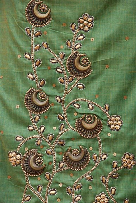 indian bead embroidery 1000 images about embroidery india on