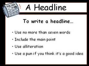 Writing A Newspaper Report Ks2 by Newspaper For Teaching Ks1 Ks2 To Write A Newspaper Report Or Article For Ks2 Literacy