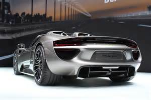 Porsche Spyder 918 Porsche 918 Spyder Almost Sold Out
