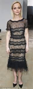 Catwalk To Photo Shoot Christian Ricci In Uk May 2008 by Emmy Rossum And Ricci Hit Herrera Show At Nyfw
