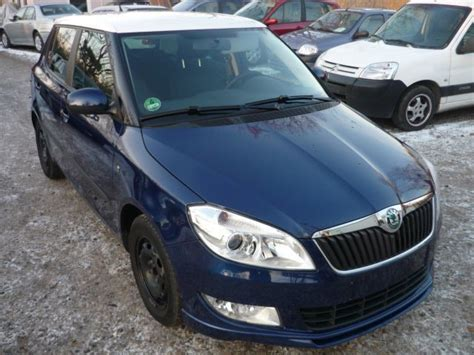 skoda fabia 1 2 htp ambiente race chf 10 500 voiture d occasion auto ch