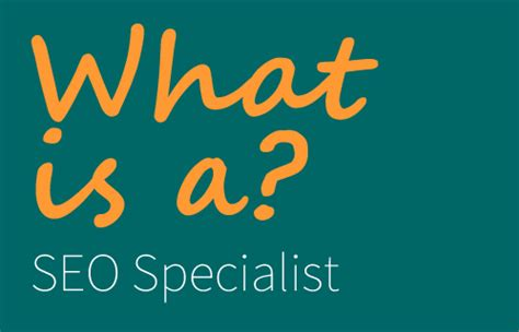 Seo Specialists - what is an seo specialist description freshgigs ca