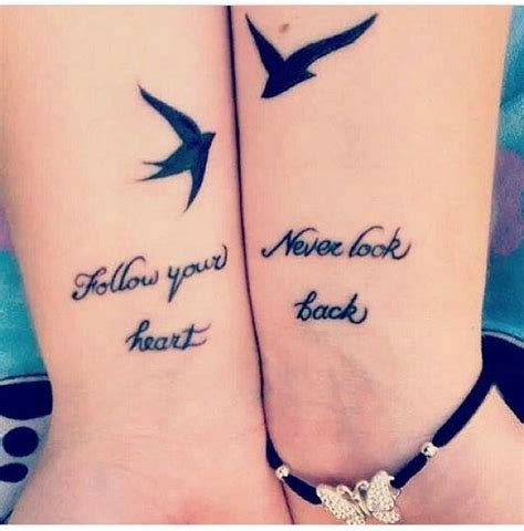 22 best friend tattoo quotes 22 best silly friendship tattoos images on pinterest