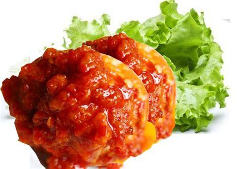 Bumbu Rujak Praktis resep rujak telur menu makan sahur yang praktis dan mudah