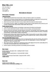 College Resume Example Sample College Resume