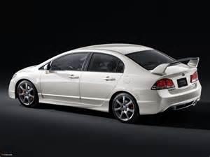 2008 honda civic type r sedan fd2 pictures