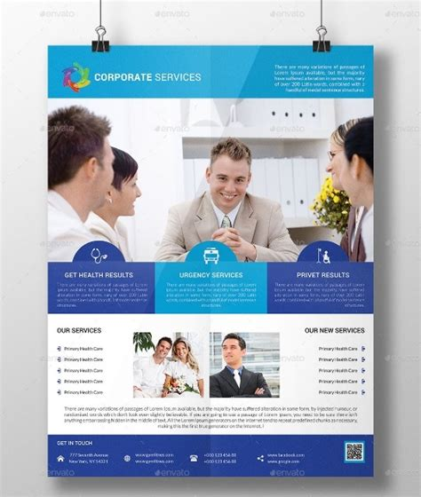 business flyers templates free sanjonmotel