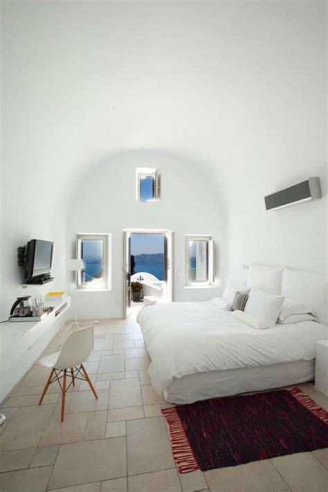 santorini bedroom amazing interior small luxury room at grace santorini