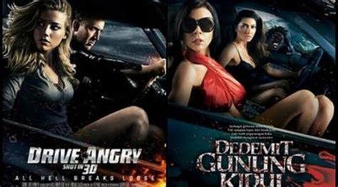 film indonesia vs hollywood 9 poster film indonesia yang mirip dengan hollywood