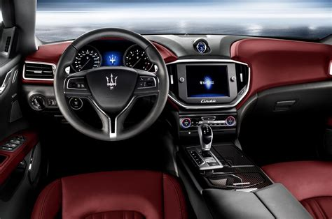 2016 Maserati Ghibili Interior Exterior Review Youtube