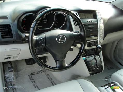 2005 Lexus Rx330 Interior by 2005 Lexus Rx 330 Thundercloud Edition Interior Photo