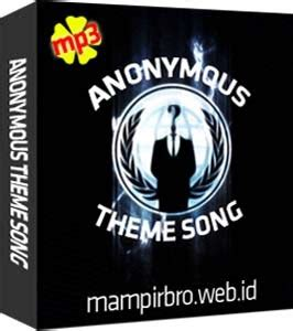 Kaos Anonymous Hacker Hitam 01 mp3 anonymous hacker song xx mirbro xx