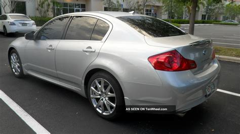 infiniti g series g37 2011 technical specifications of cars