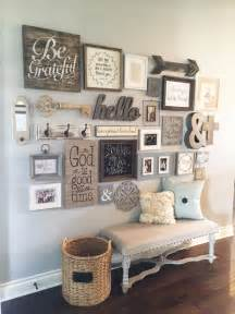 home decor wall ideas 41 farmhouse decor ideas diy