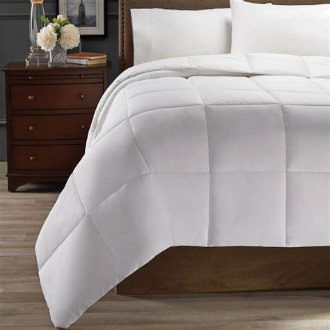 light warmth down comforter buy hotel style light warmth down alternative comforter