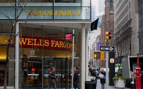 banco wells fargo wells fargo multado en eeuu por abrir cuentas sin el