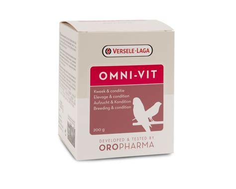 Omni Vit by Vitamines Levage Oiseaux Omni Vit Versele Laga Oropharma