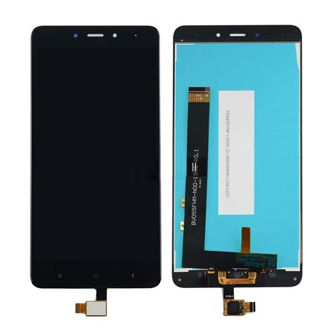 Lcd Redmi 4 Xiaomi Redmi Note 4 Lcd Display Touch Screen Digitizer Assembly