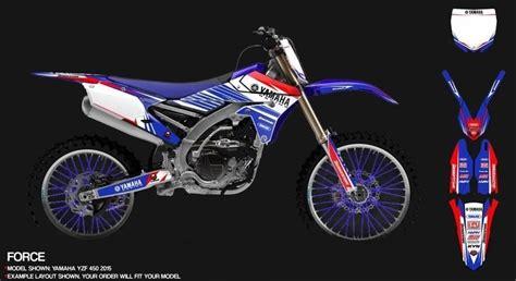 Dekor Shop by Yamaha Dekor Im Design Fore Mx Kingz Motocross Shop