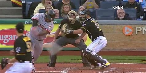 worst baseball swing ever this might be the worst baseball swing ever video huffpost