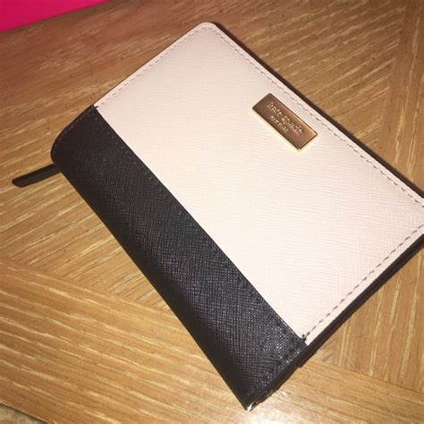 kate spade kate spade cara wallet 2 tone black and from maryclare s closet on poshmark